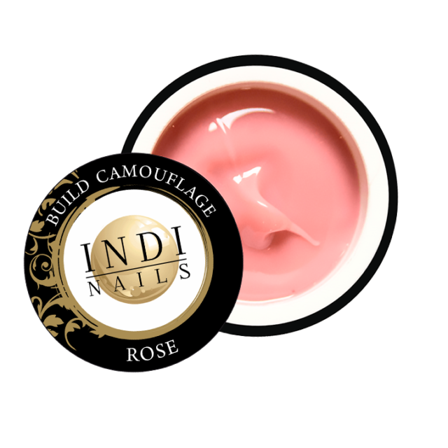 Build camouflage rose – 15ml