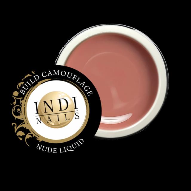 NEW COLLOR ! Build gel camouflage nude liquid – 30ml