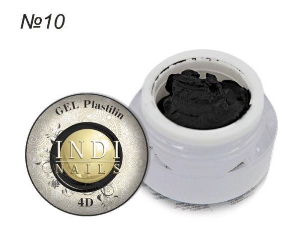 4D Plastilin Gel – 10