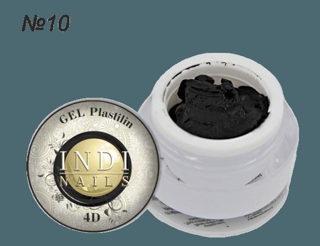 4D Plastilin Gel – 10