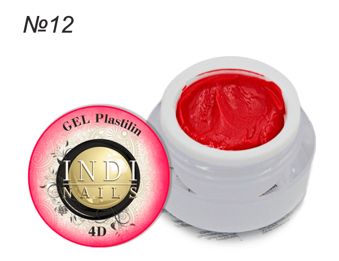 4D Plastilin Gel – 12