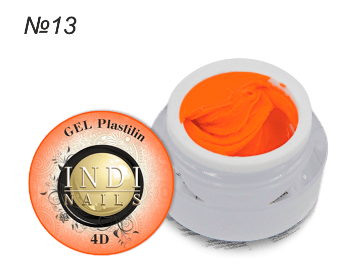 4D Plastilin Gel – 13