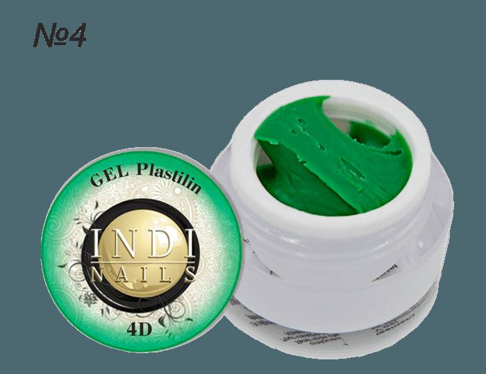 4D Plastilin Gel – 04