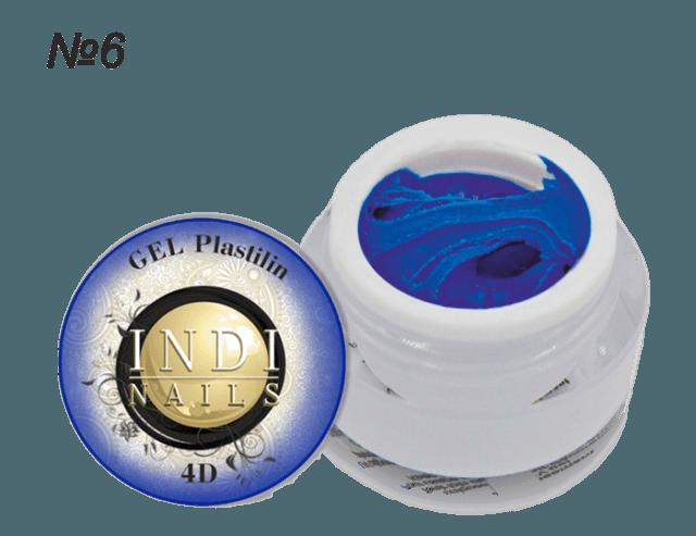 4D Plastilin Gel – 06