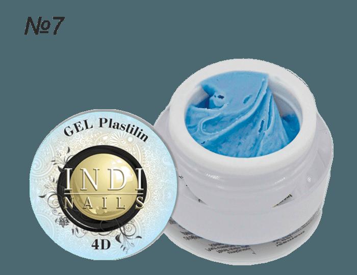 4D Plastilin Gel – 07