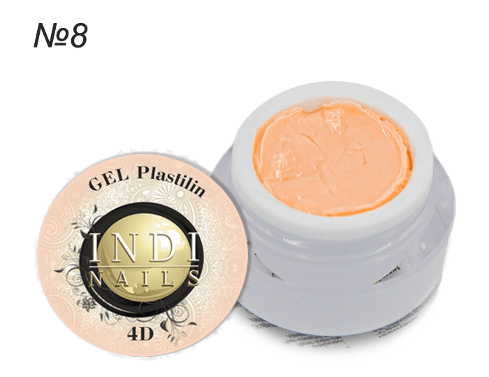 4D Plastilin Gel – 08
