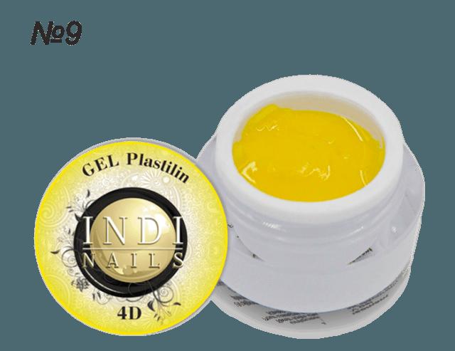 4D Plastilin Gel – 09