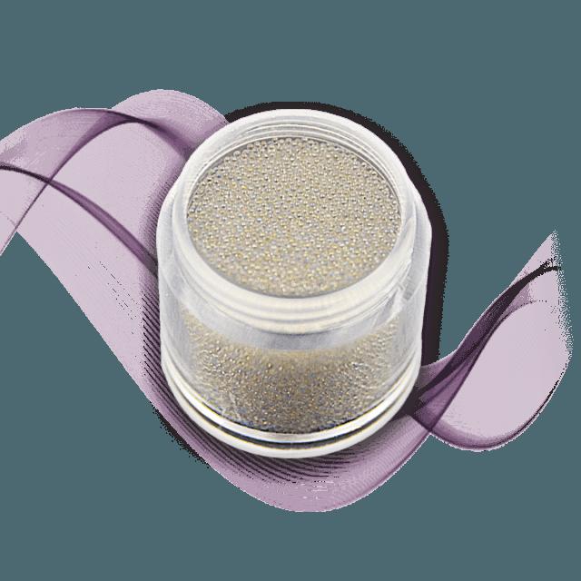 Micro perles glass White 15ml