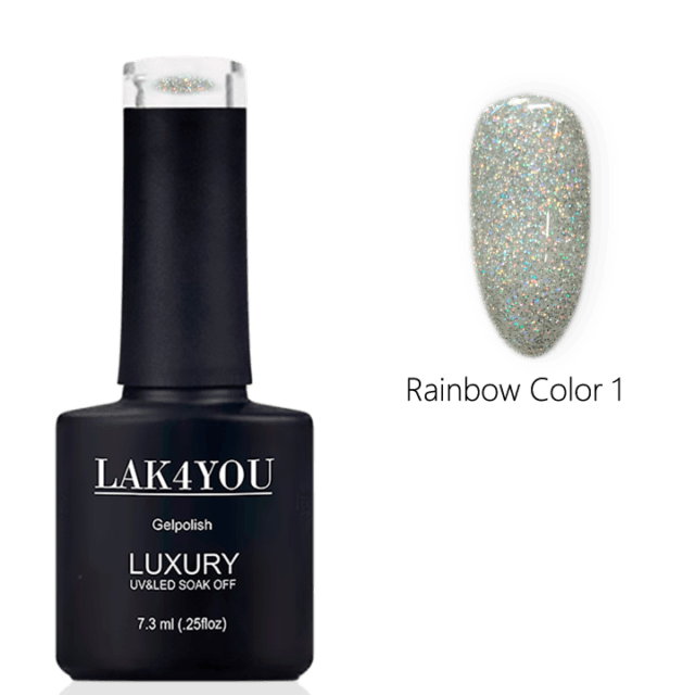 Rainbow color – 01