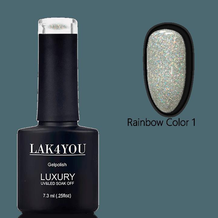 Rainbow color – 01