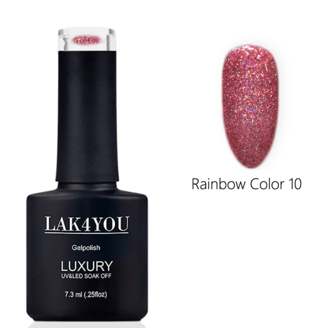 Rainbow color – 10