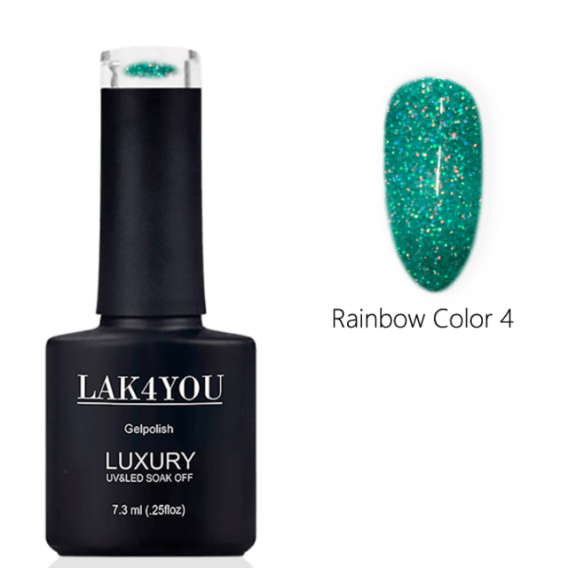 Rainbow color – 04