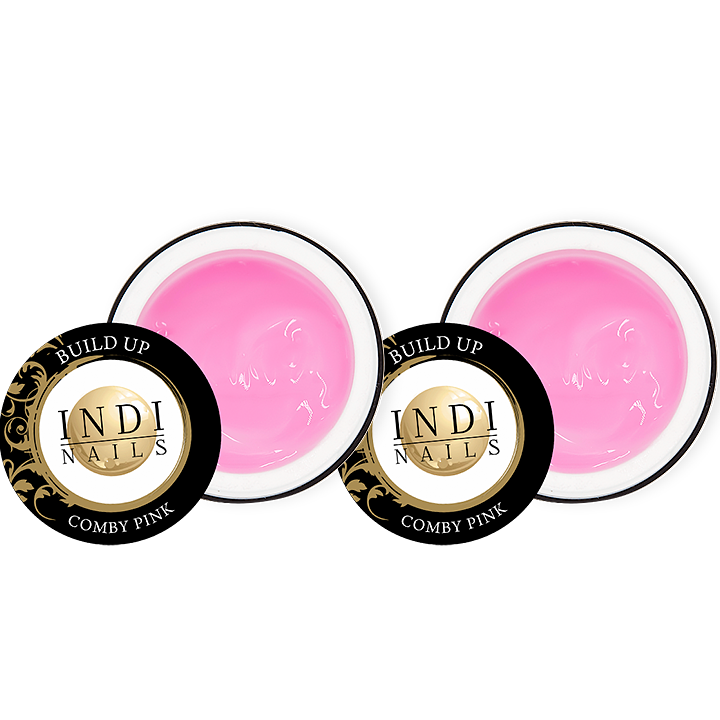 Build Comby pink 30 ml – 2ps.