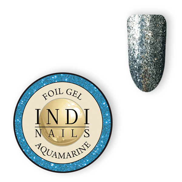 Magic foil gel Aquamarine – 6ml