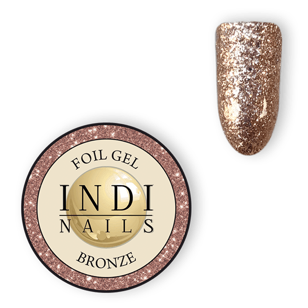 Magic foil gel Bronza – 6ml
