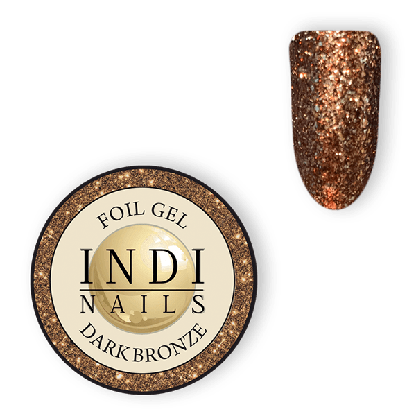 Magic foil gel Dark Bronze – 6ml