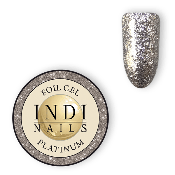 Magic foil gel Platinum – 6ml