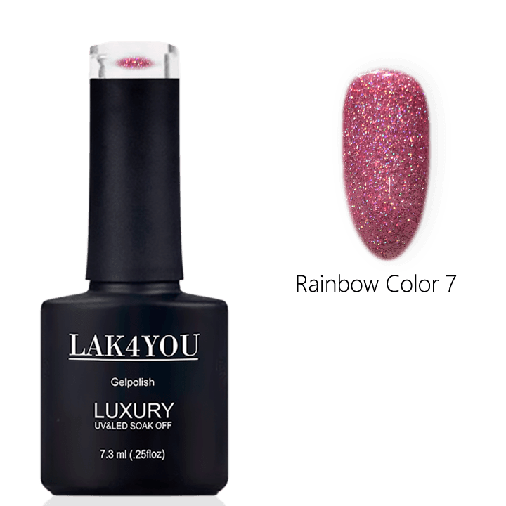 Rainbow color – 07