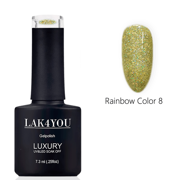 Rainbow color – 08