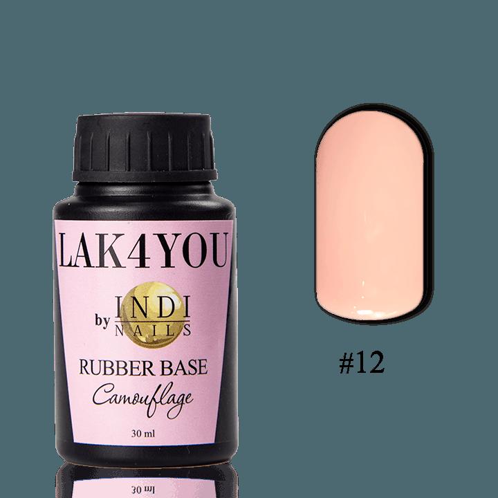 Rubber Base 30ML – 12