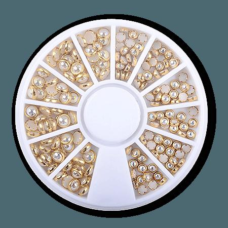 Perl nail art decor 15g – 02