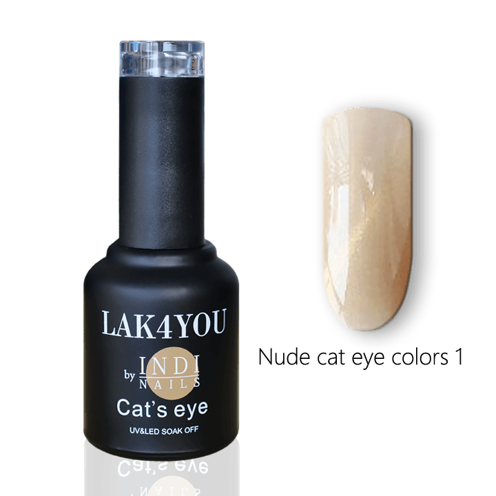 Nude Cat Eye Color – 01