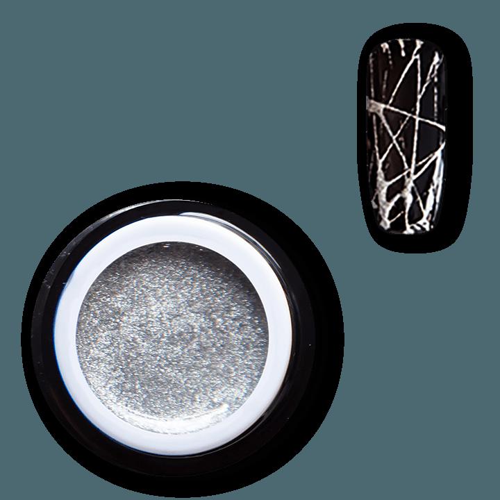 Elastic Gummy Gel silver