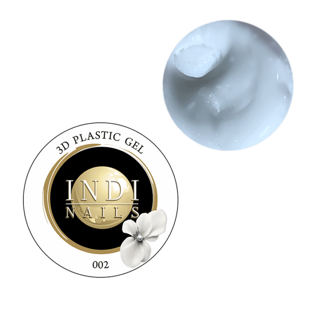 3D plastic gel- 002