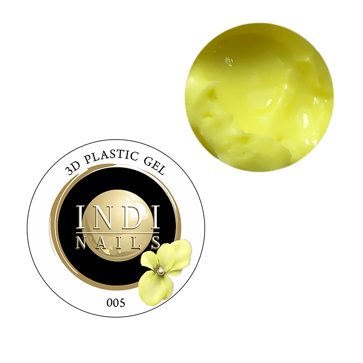 3D plastic gel- 005