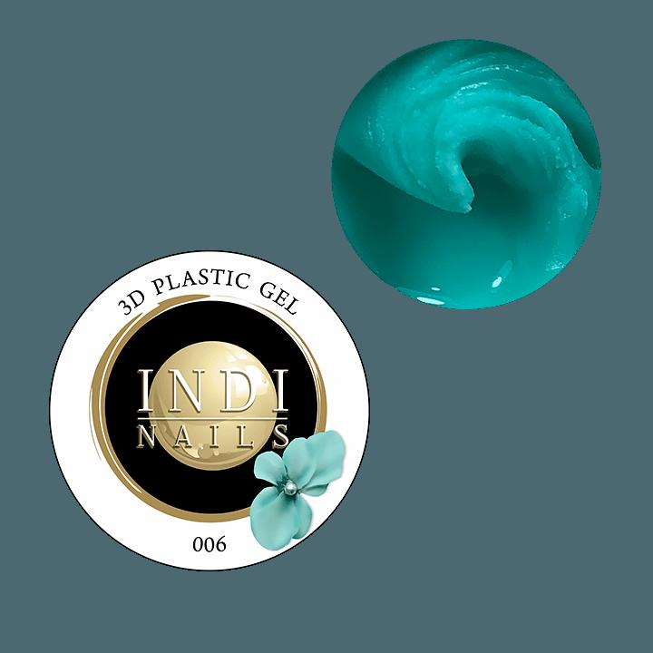 3D plastic gel- 006