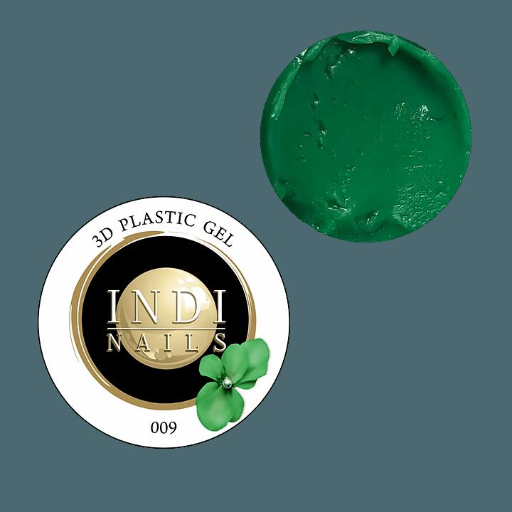 3D plastic gel- 009