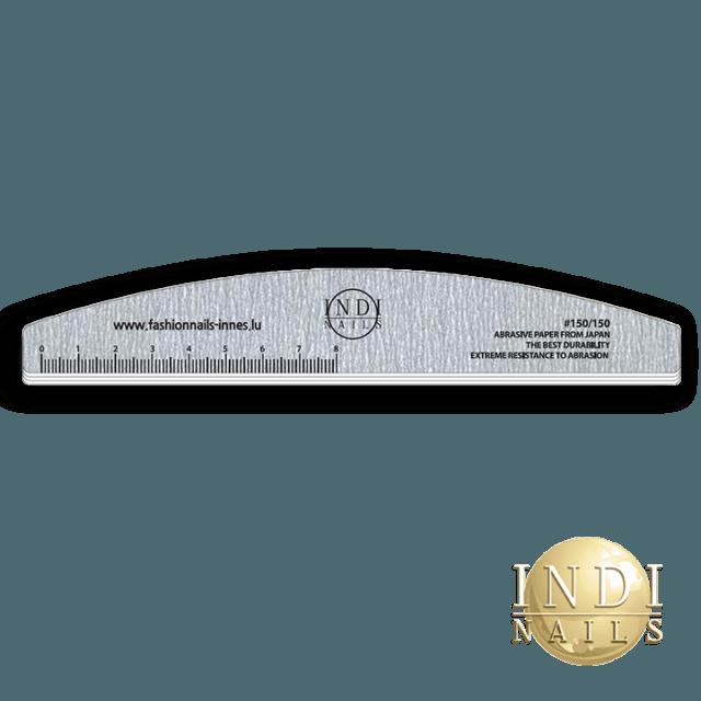 Deluxe premium Zebra Halfmoon file 150 /150 NEW -1 pcs.