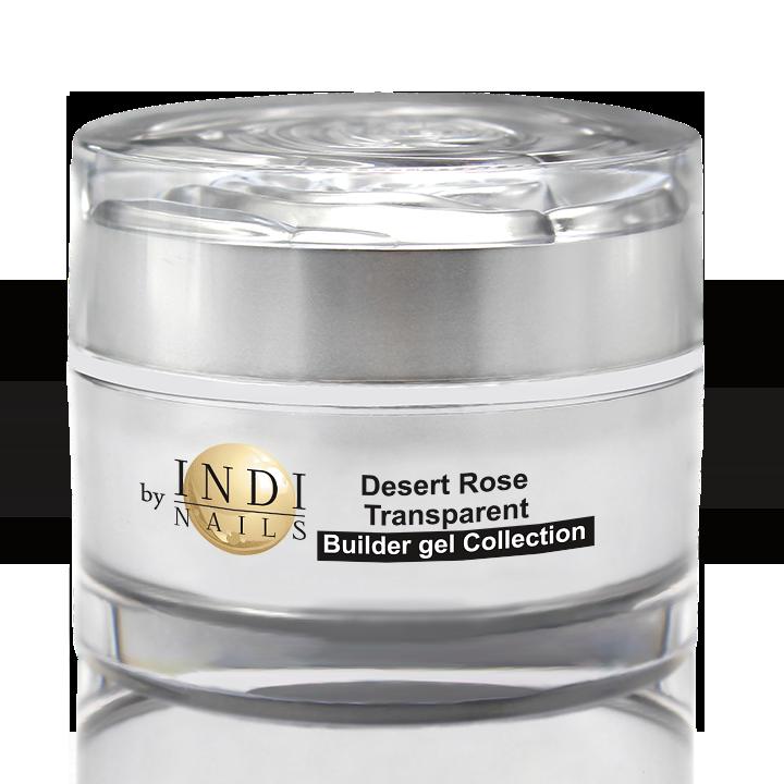 "Build gel ""Desert Rose""  transparent – 40g"