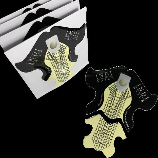 Nails Forms Transformer – 100pcs