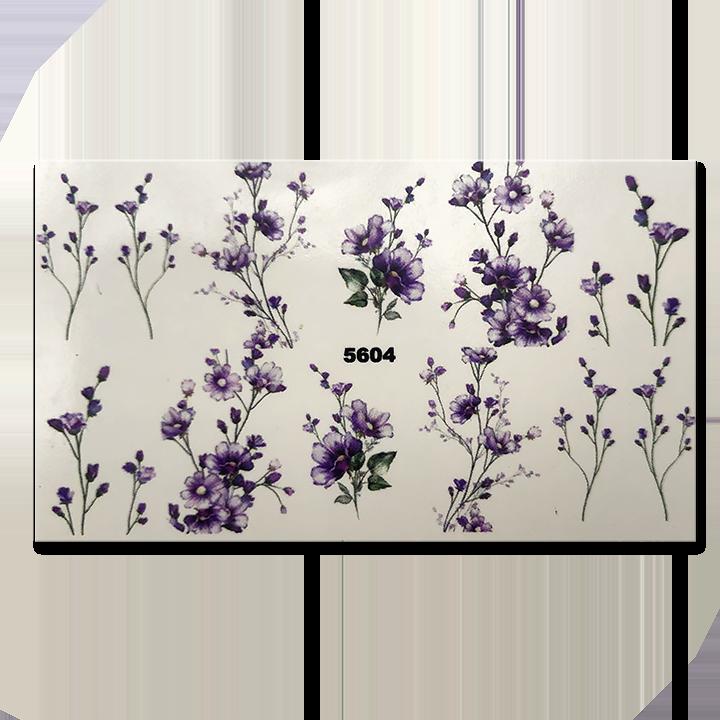 Slider flowers – 5604