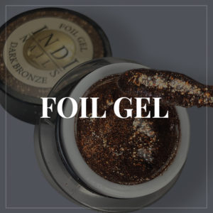 Magic foil gel