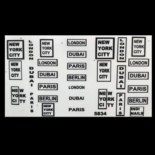 Slider city – 5834