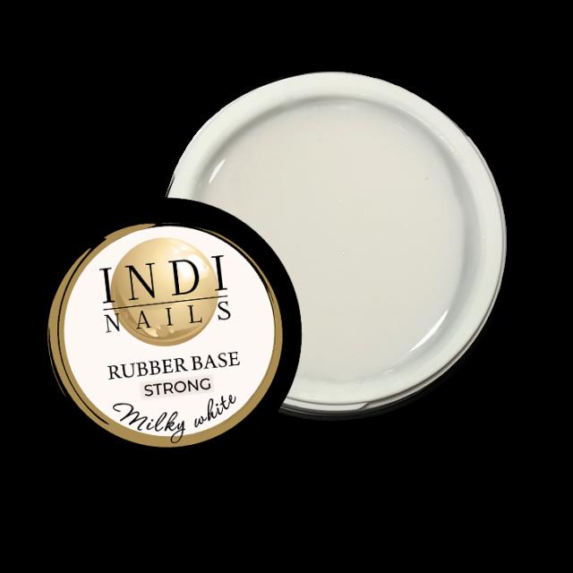 Rubber Base milky white STRONG – 30ml