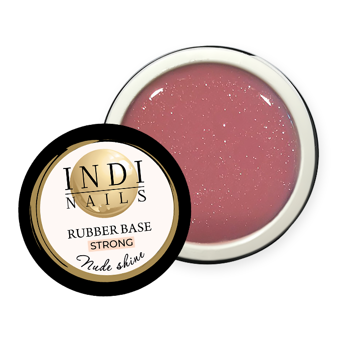 Rubber Base Nude shine STRONG – 30ml