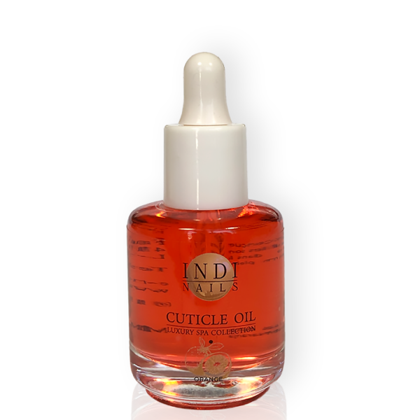 Spa-collection Cuticle oil orange – 15ml