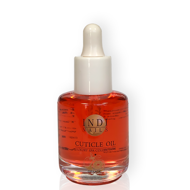 Spa-collection Cuticle oil orange — 15ml