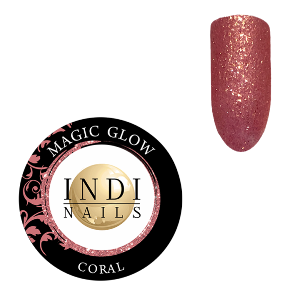 Magic Glow gel – Coral  6ml