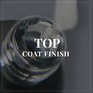 Top coat finish