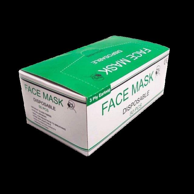 FACE MASK – BOX 50pcs