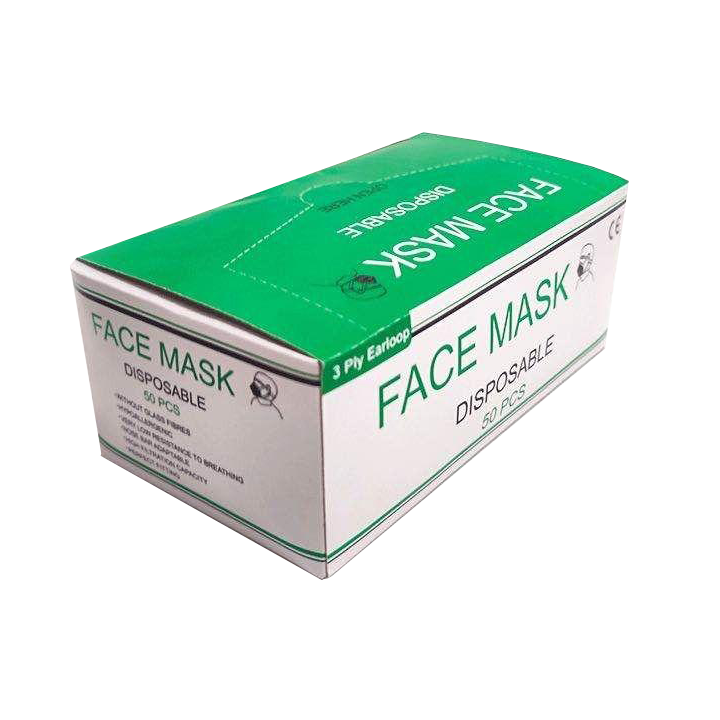 FACE MASK – BOX 50pcs