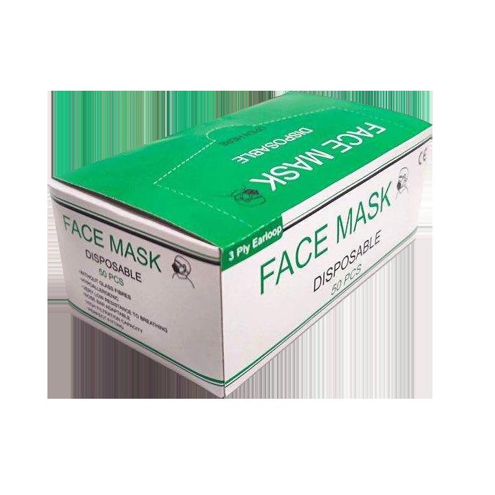 FACE MASK — BOX 50pcs