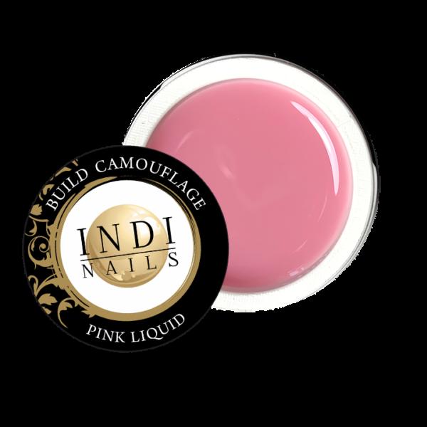 Build gel camouflage Pink Liquid – 50ml