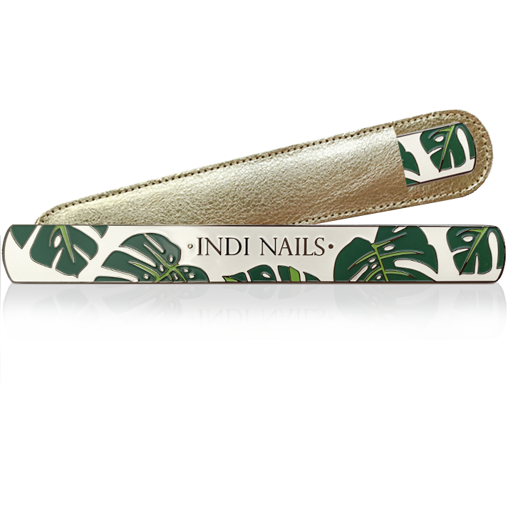 "Luxury files by INDI NAILS  "" Bali "" n:4"
