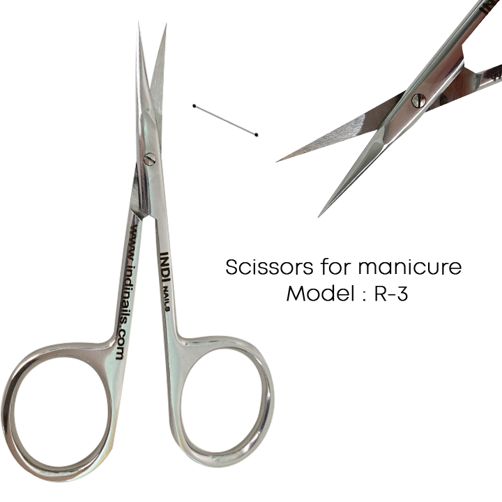 Scissors for manicure R – 3